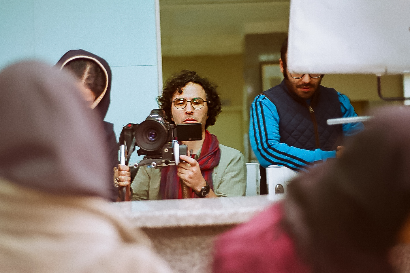 Who does what on a film crew? - Vimeo Blog