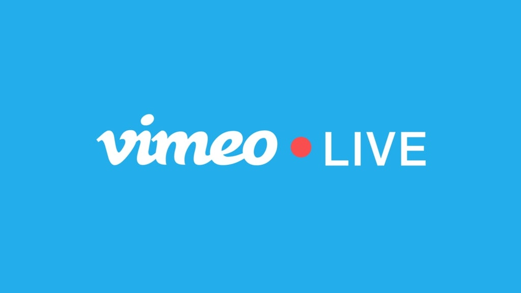 Professional live streaming is here - Vimeo Blog