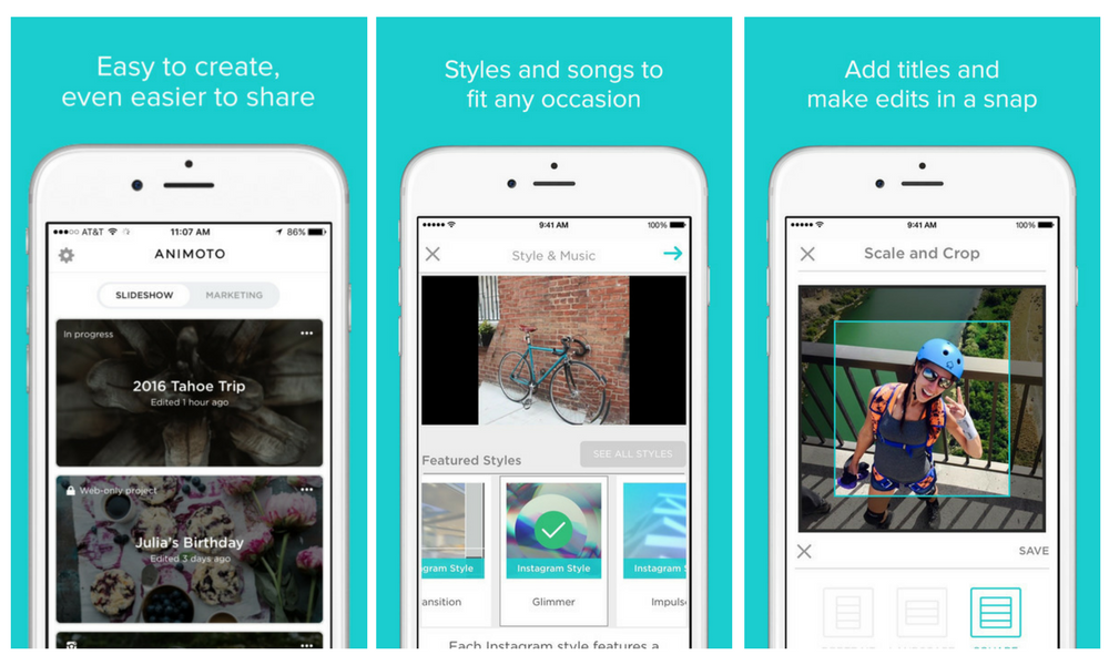 Our favorite (free) video editing apps for your iPhone