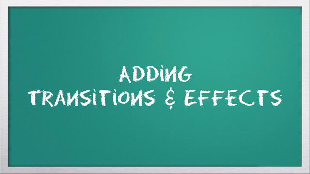 Video 101: Adding transitions & effects with iMovie - Vimeo Blog