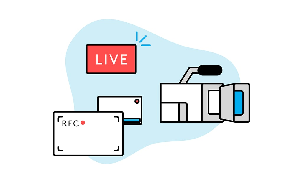 Terms you need to know to create live video - Vimeo Blog