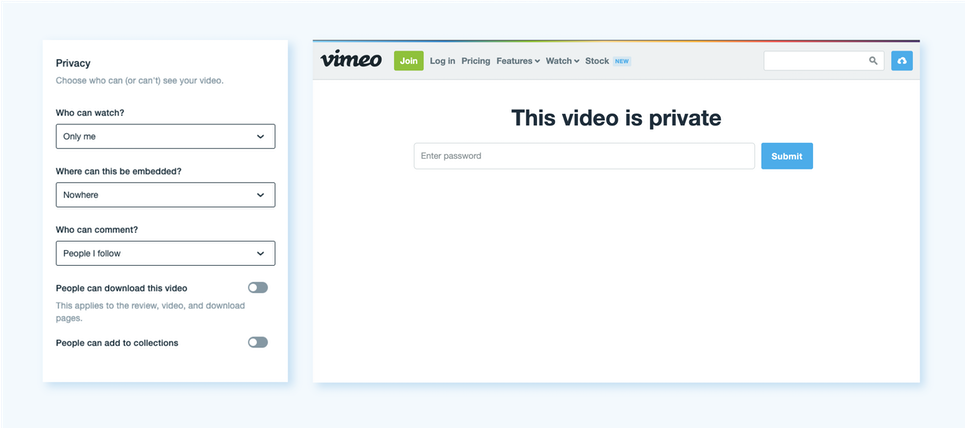 How to customize the Vimeo player - Vimeo Blog